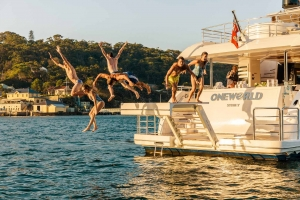 Swim in your own private pocket of Sydney inaccessible by most