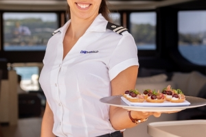 Oneworld's professional European trained crew provide the highest level of service